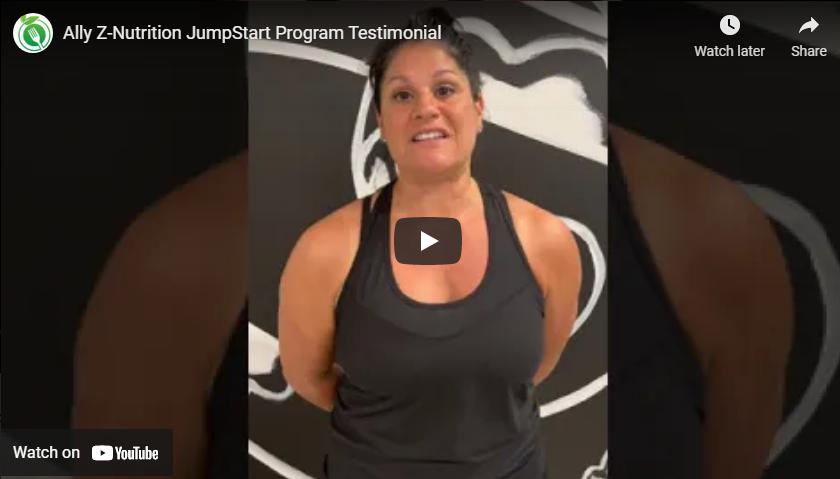Watch: Real Client Testimonial about Jump Start Program