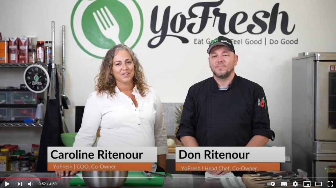 Yofresh Food | Caroline and Don | iSynergy Digital Marketing Video Cover